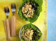 Sałatka z fasoli a la tuńczyk - ugotuj