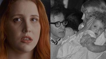 Dylan, Woody Allen, Mia Farrow