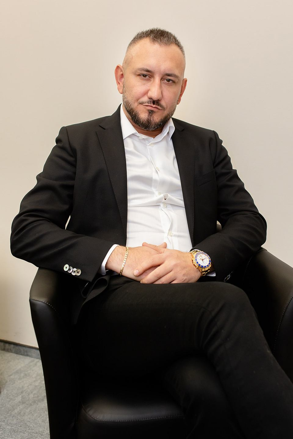 Karol Majewski, prezes Centrum Medycyny Klinicznej DiMedical