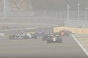 Gwiazdy piłki wystartowały w wyścigu F1! Norris pechowcem po raz kolejny