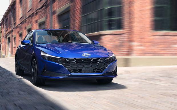Elantra już w sprzedaży. Hyundai zadziwia nową limuzyną
