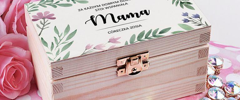 Prezenty na Dzie� Matki: propozycje, kt�re nigdy nie zawodz�. Atrakcyjne ceny!