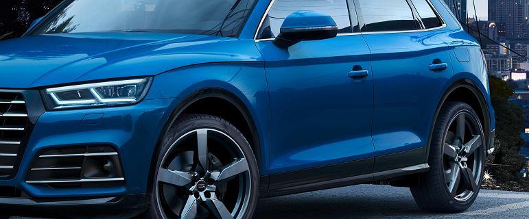Kolejna hybryda od Audi - nadchodzi Q5 55 TFSI e quattro