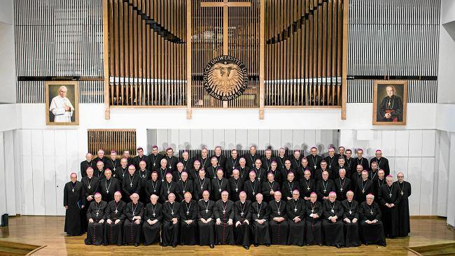 Biskupi polscy: wierni synowie św. Jana Pawła II
