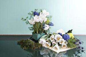 Sztuczne kwiaty, które wyglądają jak żywe