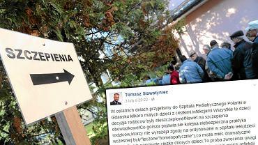 Wpis Tomasza Sławatyńca
