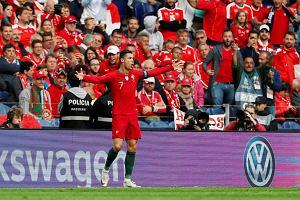 20c1d9249 Portugalia w finale Ligi Narodów UEFA. Doskonały mecz Cristiano Ronaldo