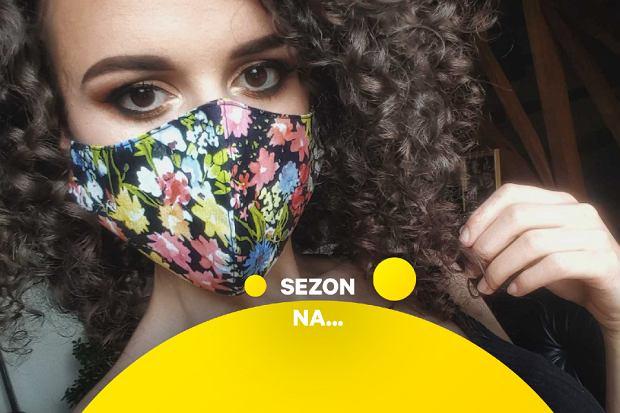 """Z cyklu """"SEZON NA"""" designerskie maski ochronne. Które polskie sklepy oferują najciekawsze modele?"""