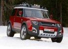 Nowy Land Rover Defender dopiero w 2019