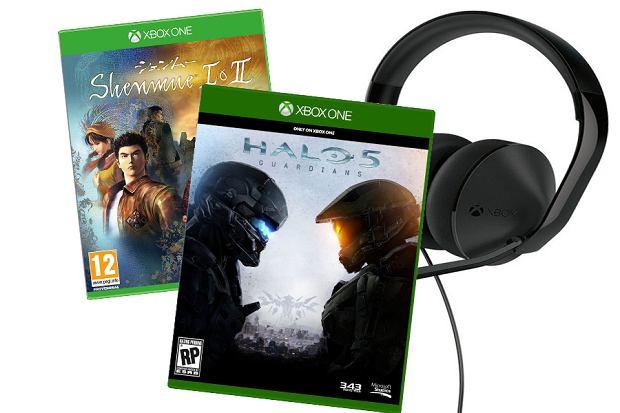 Gry i akcesoria na Xboxa