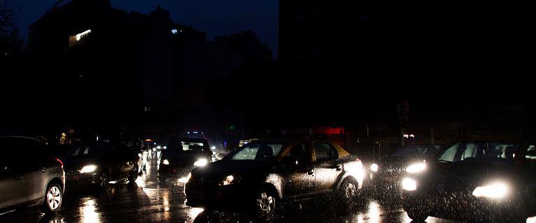 Bezprecedensowy blackout w Argentynie. Władze nie wykluczają cyberataku