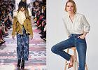 Jeansy damskie - najmodniejsze jeansy na jesień 2018