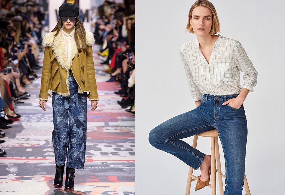 547d64d6 Najmodniejsze kroje jeansów damskich na sezon jesień-zima 2018. Sprawdź!
