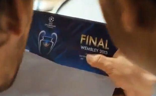 Droga na Wembley