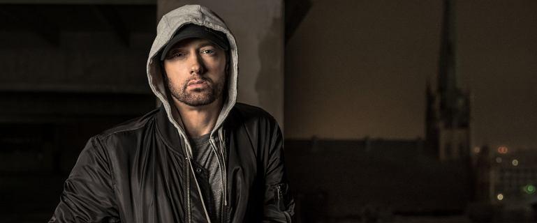 Eminem w nowym utworze krytykuje rząd USA i osoby nienoszące maseczek