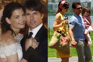 Tom Cruise i Katie Holme.