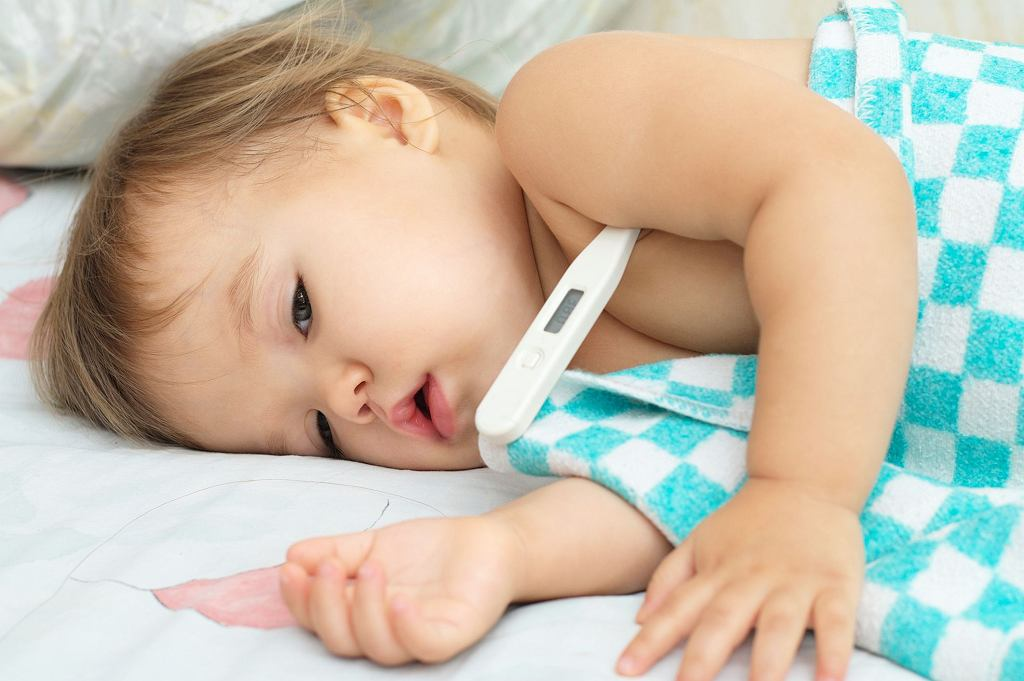 Gorączka -sama w sobie- nie jest chorobą!