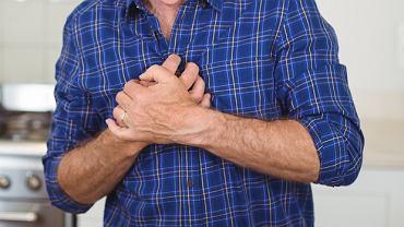 Tachykardia to znaczne przyspieszenie akcji serca