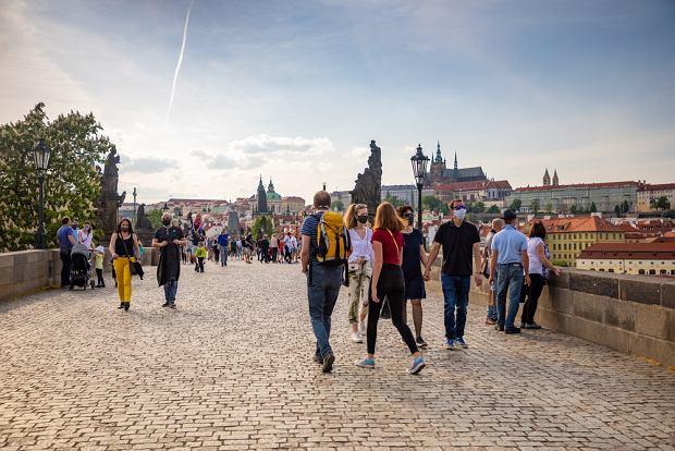 """Polska uznana przez Czechy za bezpieczny kraj. """"Kolejny krok, aby pozwolić na przyjazd turystów"""""""