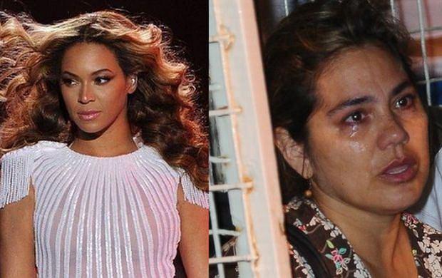 Kobieta była uwięziona w diabelskim młynie, bo Beyoncé musiała zrobić sobie makijaż
