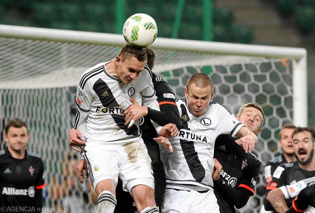 Legia Warszawa - Górnik Zabrze 3:1