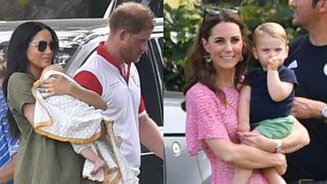 Meghan Markle, książę Harry, księżna Kate