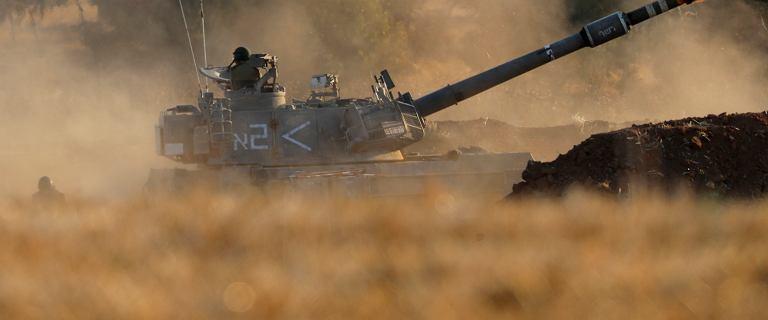 Potężny atak na Strefę Gazy. Na nagraniach przerażenie. Są nowe ofiary
