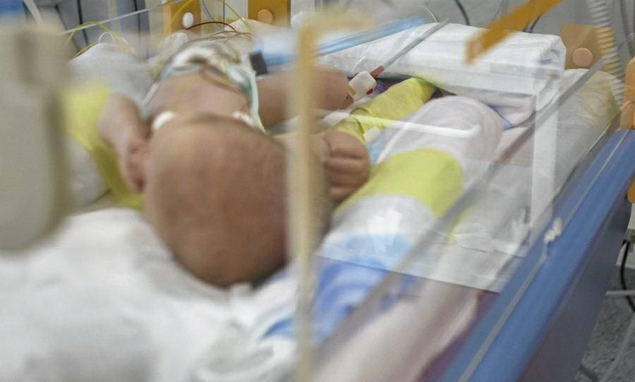 Szpital dziecięcy - zdjęcie ilustracyjne