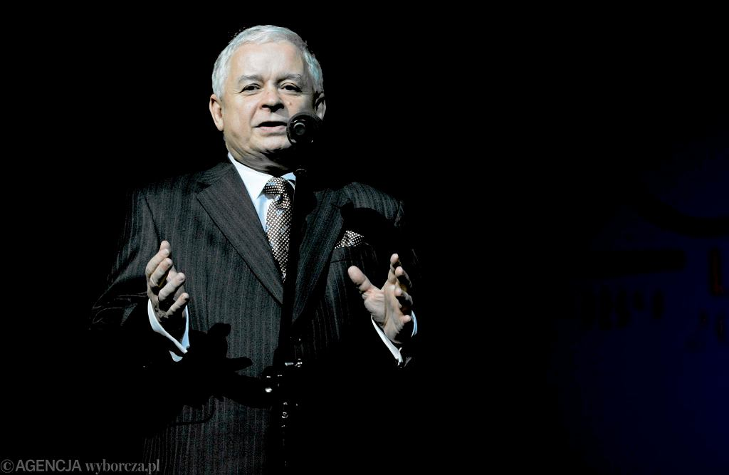 Lech Kaczyński, 2009 r.