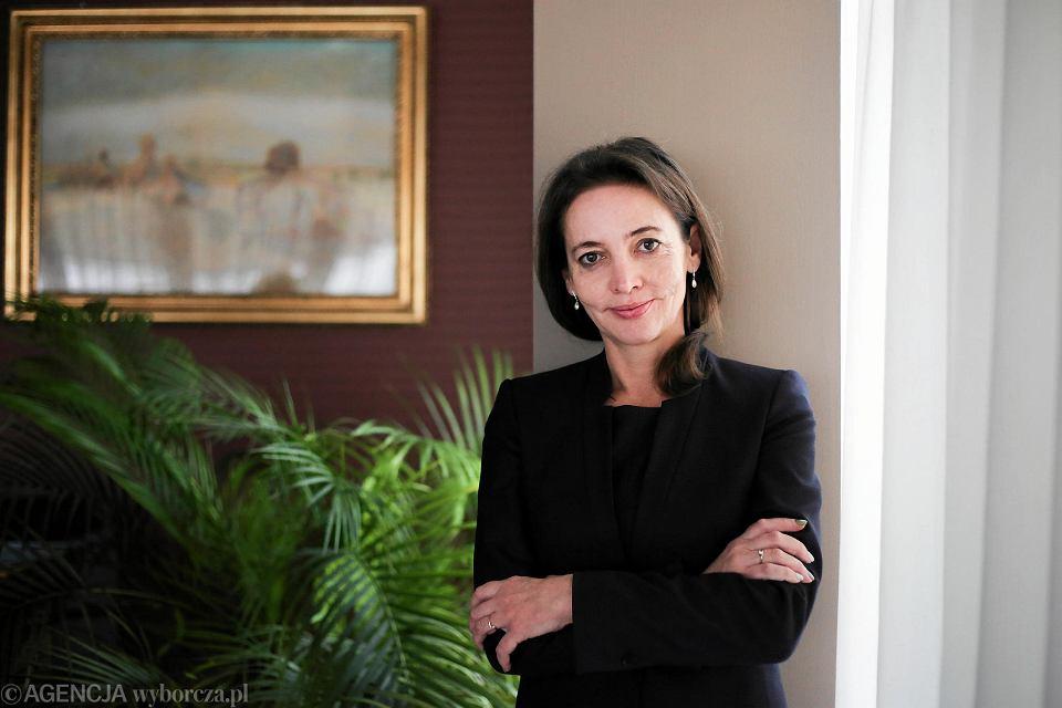 Dagmara Pawełczyk-Woicka, prezes Sądu Okręgowego w Krakowie