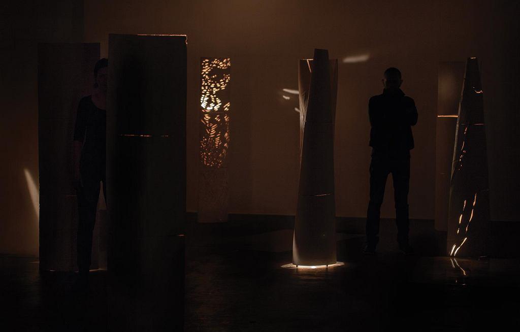 Jola Herma-Pasińska 'Cząstka absolutu'. Wystawa 'Poblask' w Galerii Bielskiej BWA / fot. materiały prasowe