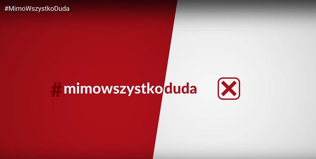 Spot '#MimoWszystkoDuda'