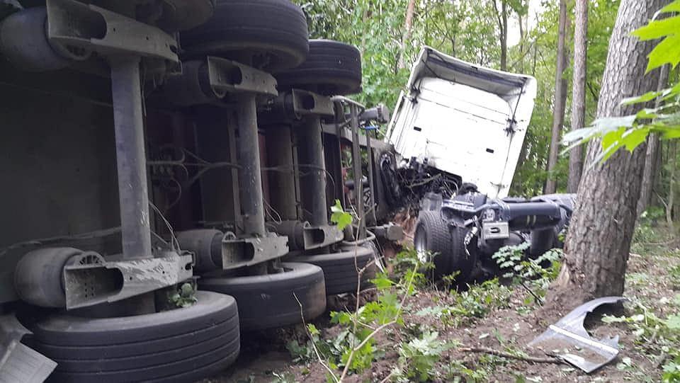 Wypadek w Antoniewie