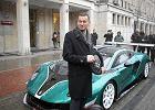 Polskie superauto nie pościga się z Ferrari. Projekt Arrinery zakończył się fiaskiem