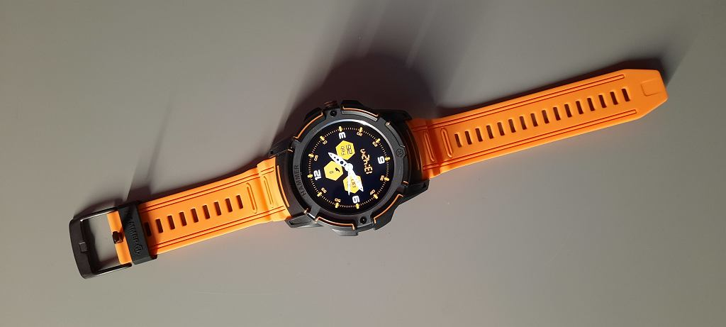 Hammer Watch - test zegarka sportowego logo24.pl