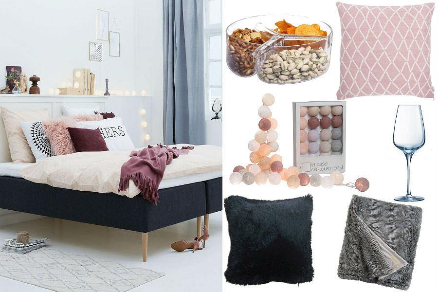 Strefa relaksu w sypialni