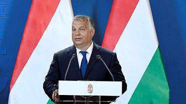 Węgierski premier Viktor Orban.