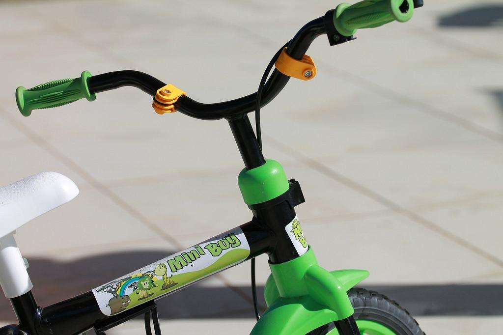 Dziecięcy rower