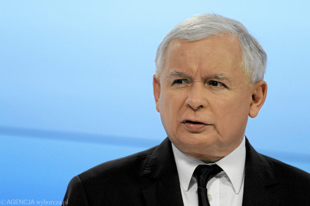 Prezes Jarosław Kaczyński spotkał się z politykami PiS w związku z wynikami wyborów