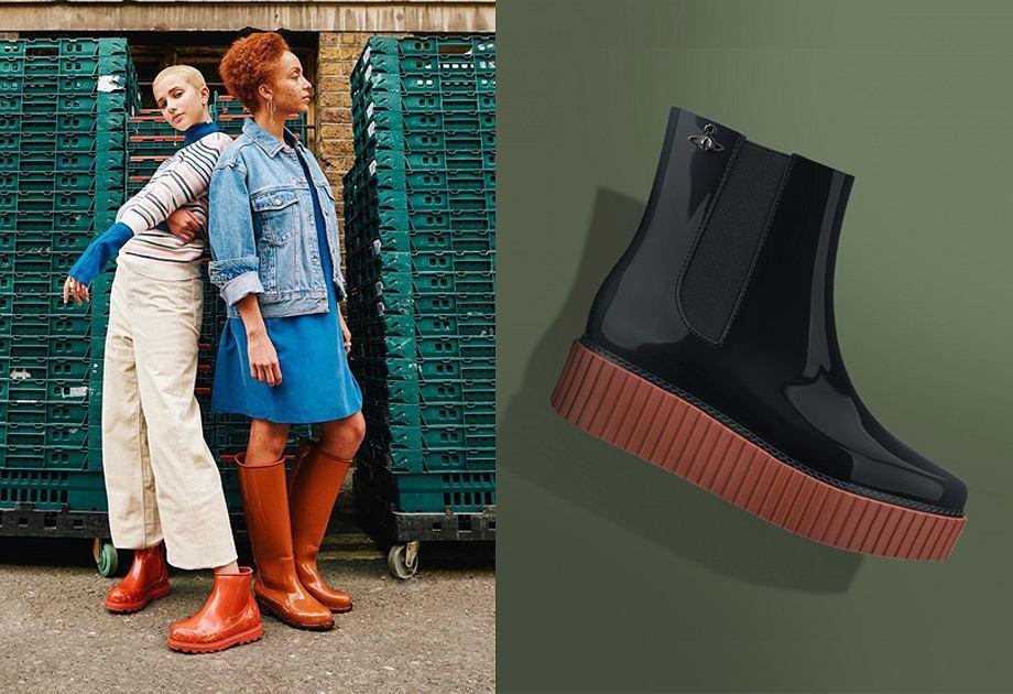 Buty Melissa na jesień - Thermal Boots, botki i półbuty