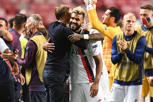 """Cud w Lidze Mistrzów! Piłkarze PSG nazwani """"szaleńcami"""". Francuskie media w ekstazie"""