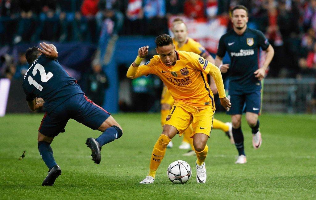 Augusto Fernandez i Neymar