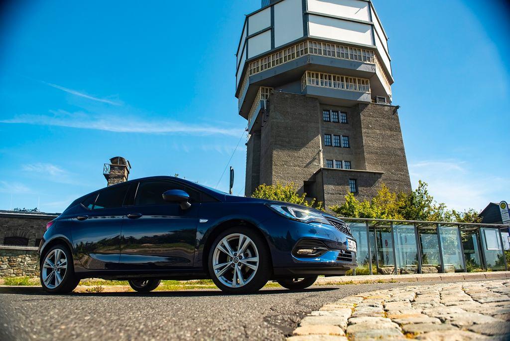 Nowy Opel Astra po liftingu