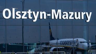 Lotnisko Olsztyn-Mazury w Szymanach