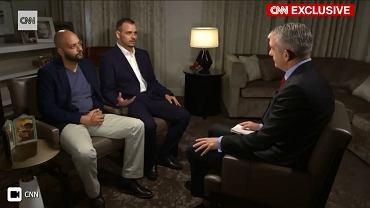 Synowie Dżamala Khashoggiego w CNN udzielają pierwszego wywiadu po śmierci ich ojca w saudyjskim konsulacie w Stambule na początku października, 5.11.2018 r.