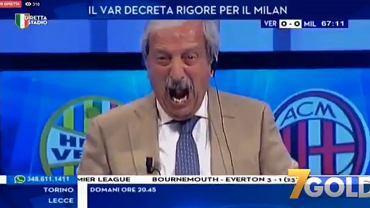 Włoski dziennikarz oszalał po golu Krzysztofa Piątka! Wideo jest hitem internetu