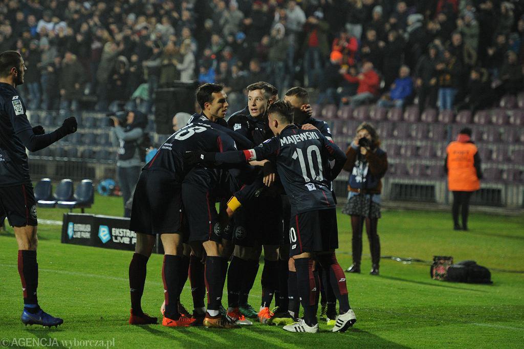 Pogoń Szczecin - Legia Warszawa 2:1