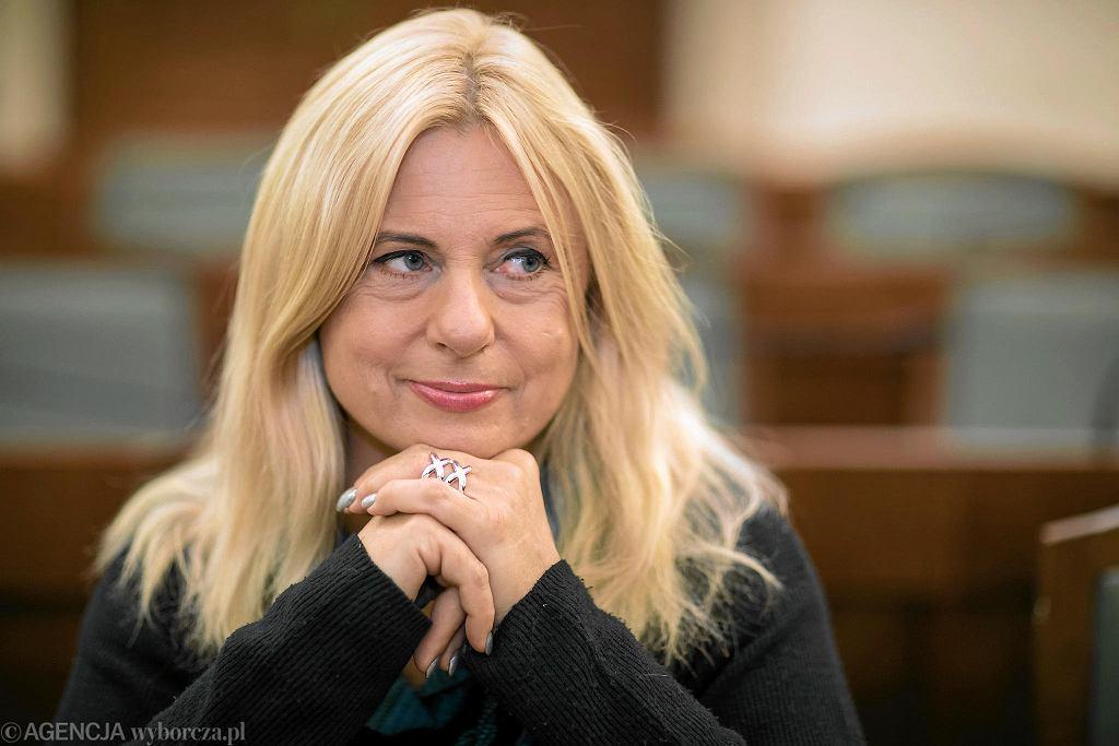 Wybory parlamentarne 2019. Katarzyna Kretkowska - kandydatka nr 3 na liście SLD (Lewicy) do Sejmu z Poznania