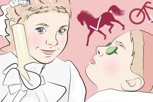 Polisa posagowa, żywy koń i pierścień czystości. Najgorsze pomysły na prezenty komunijne