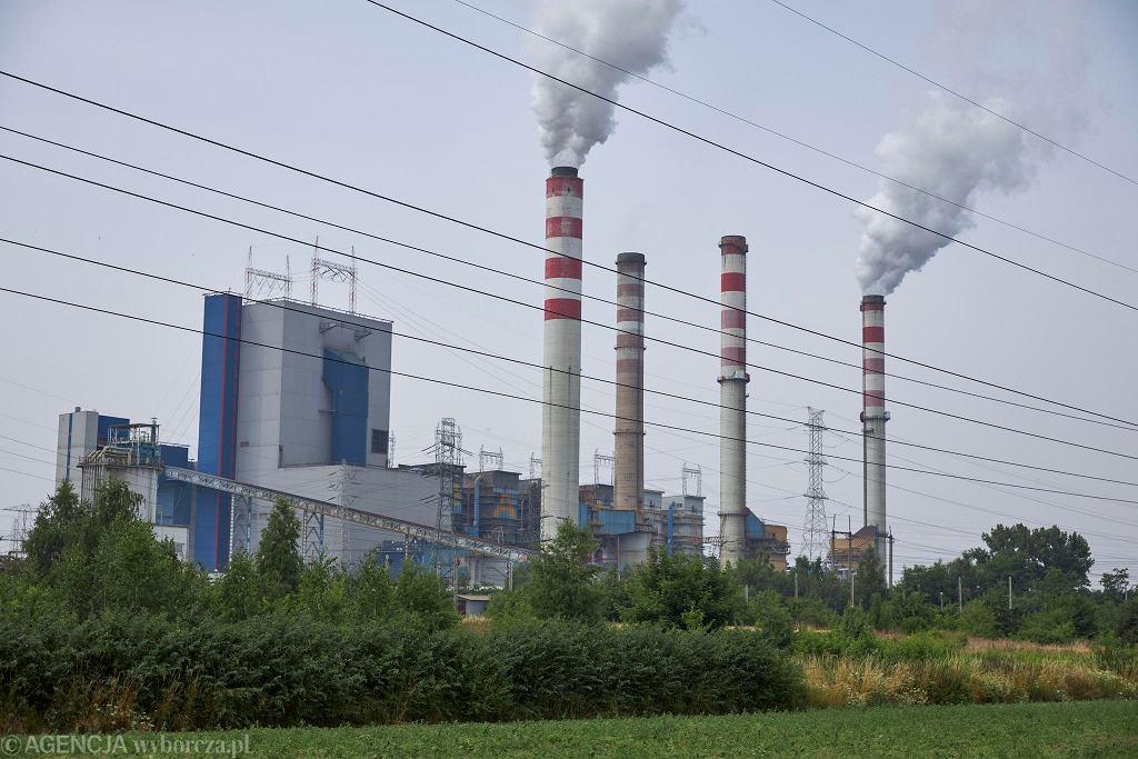 Elektrownia Pątnów należąca do grupy ZE PAK. Pożegnanie Konina z węglem będzie szansą dla regionu?